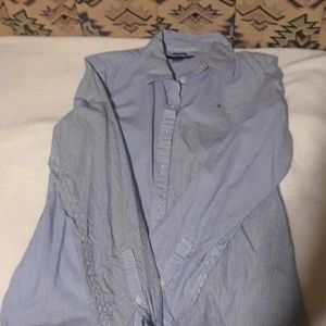 Tommy Hilfiger Essential Boyfriend Shirt